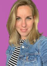 Yvette paars
